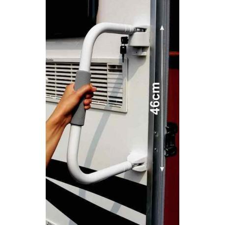 Poignée de sécurité 46 cm de hauteur pour caravane et camping-car