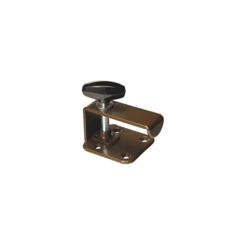 fixation au sol pour pied de table pour camping car. Black Bedroom Furniture Sets. Home Design Ideas
