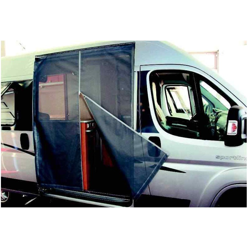moustiquaire pour porte coulissante de fourgon ducato standard. Black Bedroom Furniture Sets. Home Design Ideas