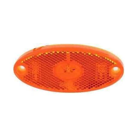 Feu de position latéral orange à led SMLR 2012