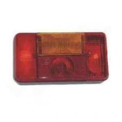 Feu RADEX 5001 droit 5 fonctions pour caravane ou remorque