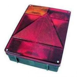Cabochon de feu gauche RADEX 6800 vertical 5 fonctions