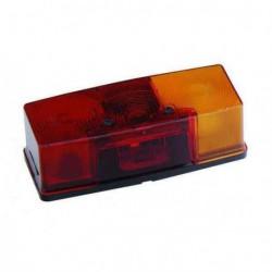 Feu JOKON droit 3 fonctions sans éclaireur de plaque pour caravane ou remorque