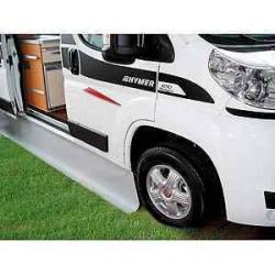 Pare-vent aimanté 345 cm pour camping car et caravane