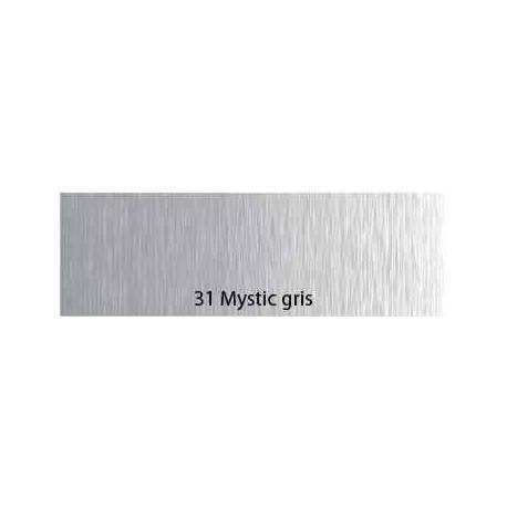 Thule Omnistor 4900 - Boîtier anodisé gris - Couleur: Mystic gris - L:4m