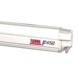 Fiamma F45 S 350 Polar White - Couleur: Deluxe Grey