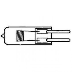 Ampoule halogène G4 10W / 12V pour caravane ou camping car