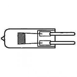 Ampoule halogène G4 20W / 12V pour caravane ou camping car