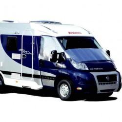Volets 4 saisons Renault Master 2010 pour camping-car et camion aménagé