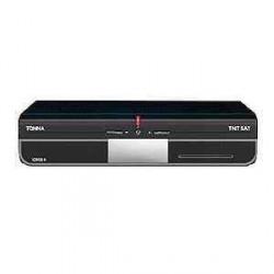 Terminal de réception HD TONNA IONIS II TNT gratuite par satellite avec carte d'accès TNT SAT