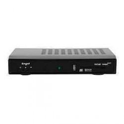 Terminal de réception HD ENGEL RS 4200C TNT gratuite par satellite avec carte d'accès TNT SAT