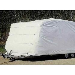 Bâche spéciales film P.E , traitées UV 400x220x220 pour caravane