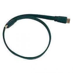 Câble HDMI plat L: 1.2M pour caravane et camping-car