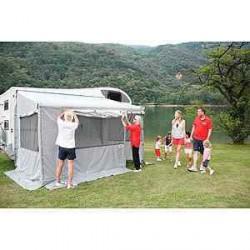 Façade pour Privacy Room Ducato 80 pour caravane et camping-car