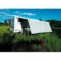 Sun Blocker Front - L: 4.3m / H: 1.4m pour caravane et camping-car