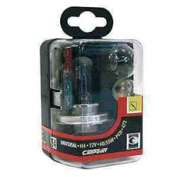 Boîte d'ampoules H4 12V