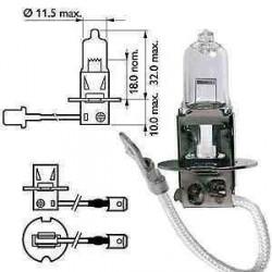 Ampoule H3 12V