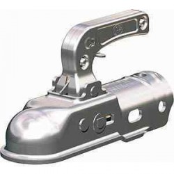 Boîtier adaptable de tête freinée 2200kg diamètre 50mm
