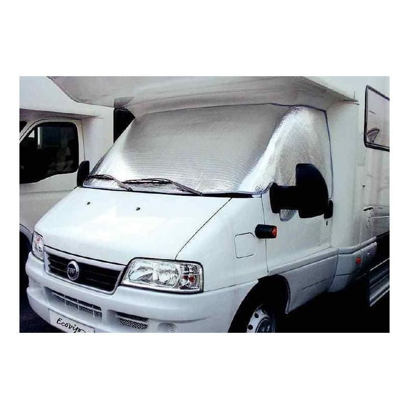 volet exterieur pour cabine de camping car ford transit 2000