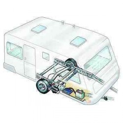 Aide à la manoeuvre MOVER SE R pour camping-car et caravane