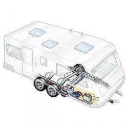 Aide à la manoeuvre MOVER TE R pour camping-car et caravane