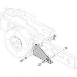 Kit de montage ALKO Vario III/AV pour caravane et camping-car