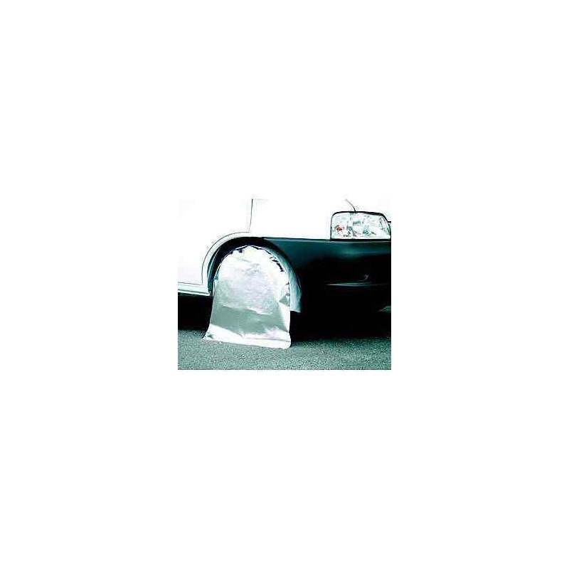 Housse roue 13 et 14 pouces pour caravane et camping car - Housse de barre a roue ...