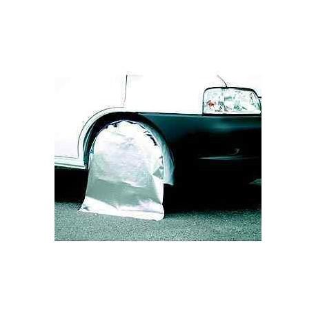 Housse roue 14 et 15 pouces pour caravane et camping car for Housse pour roue