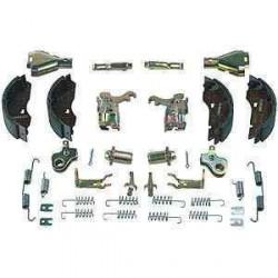 Kit frein complet AL-KO 2051-2050 pour un essieu de remorque ou de caravane