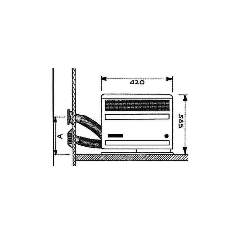 Sun Blocker For Car >> Chauffage TRUMATIC S2200 Piezo droit pour camping-car
