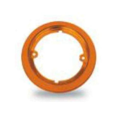 Enjoliveur de feu orange 122 x 12.1 mm