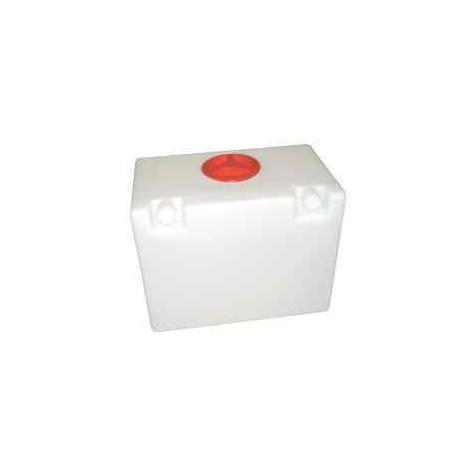 Réservoir blanc 50 litres pour camping car et caravane