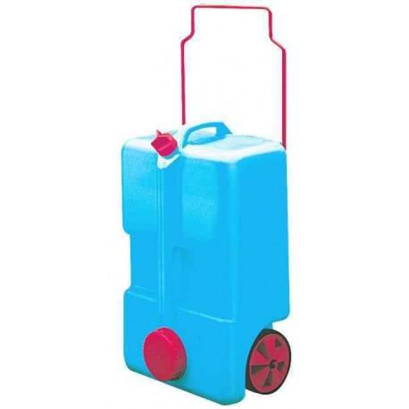 Réservoir CHANTAL 30L bleu, pour camping car et caravane