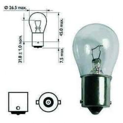 Ampoule 21W 24V pour caravane et camping-car