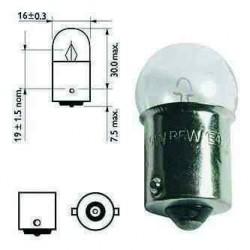 Ampoule graisseur 10W en 12V pour caravane et camping-car