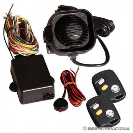 Kit alarme Security System Basic pour caravane et camping-car