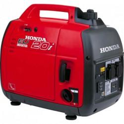 Groupe Électrogène HONDA EU20l pour caravane et camping car