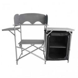 Meuble cuisine Maxi en aluminium pour caravane et camping car