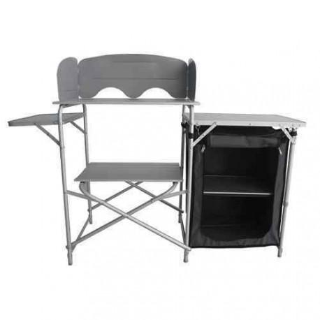 Meuble Cuisine Maxi En Aluminium Pour Caravane Et Camping