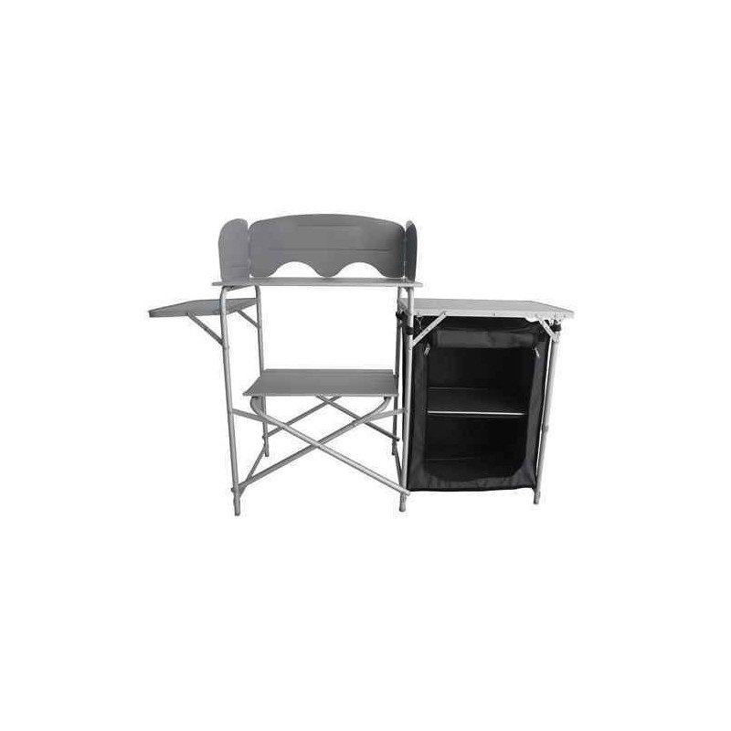 cool meuble cuisine maxi en aluminium pour caravane et camping car loading zoom with meuble. Black Bedroom Furniture Sets. Home Design Ideas