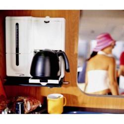 Cafetière murale 12V 8 tasses pour caravanes et camping car