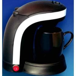 Cafetière 1 tasse 230V/350W pour caravane et camping car