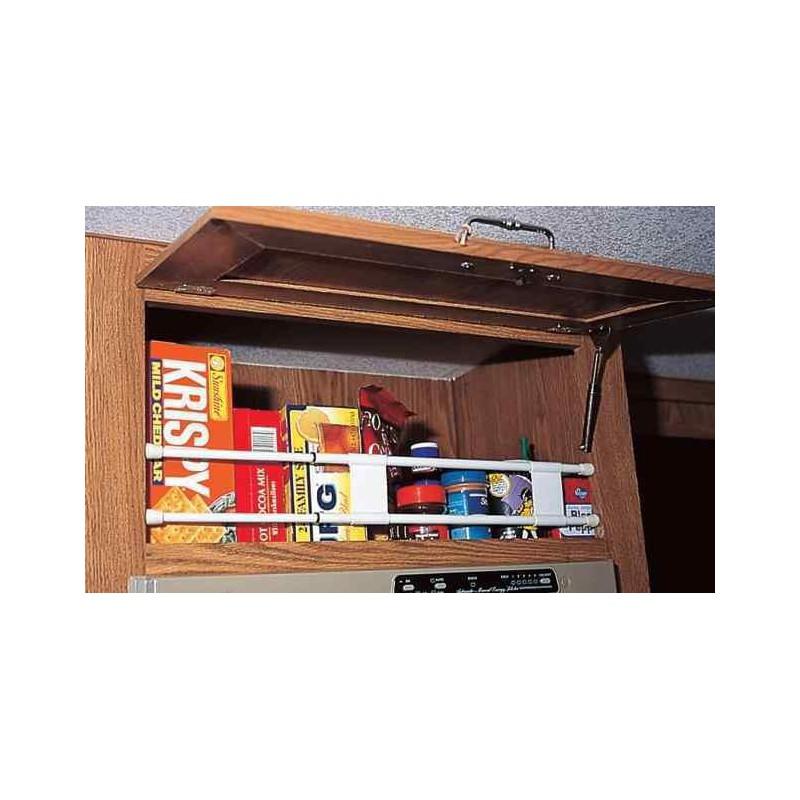 barre anti chutes extensible 40 5 cm 71 cm pour placard. Black Bedroom Furniture Sets. Home Design Ideas