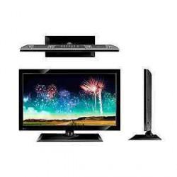 TV LED 17,3' et lecteur DVD STANLINE pour caravane et camping-car