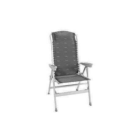 fauteuil pliant 8 positions kerry terraza pour caravane et. Black Bedroom Furniture Sets. Home Design Ideas