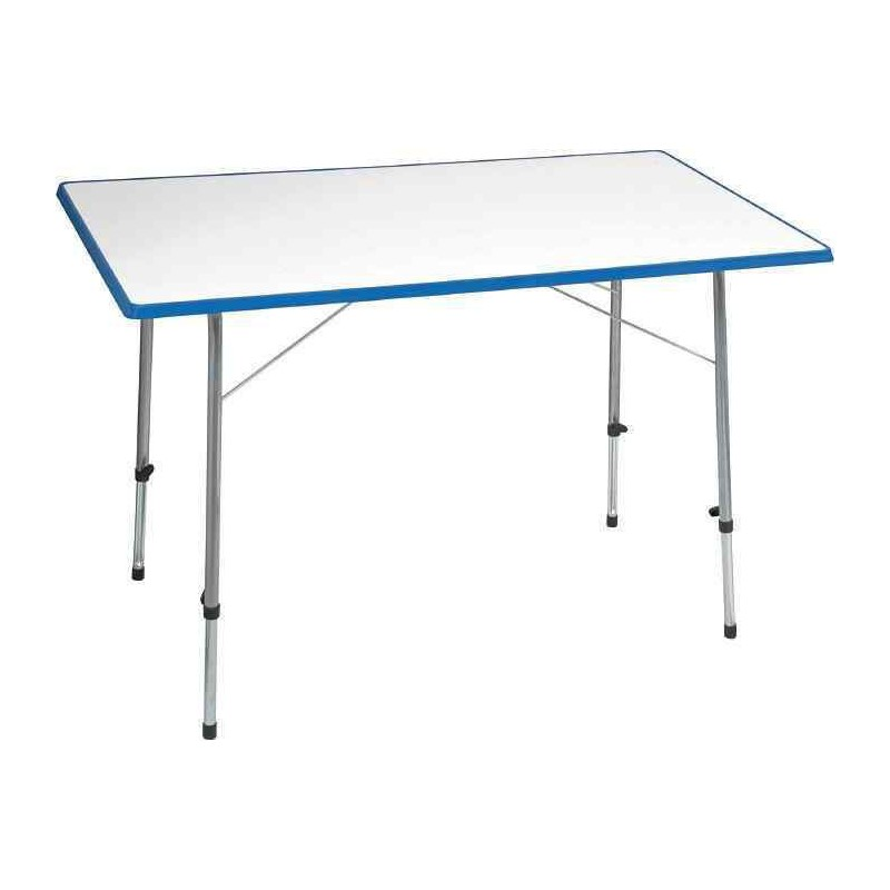 Table linear 4 personnes pour caravane et camping car for Table 4 personnes