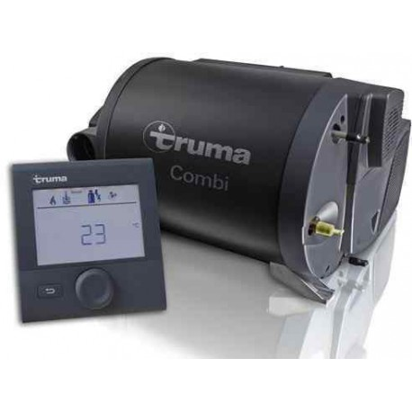 Chauffage mixte TRUMA Combi 6 CP Plus pour caravane et camping-car