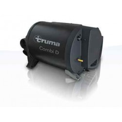 Chauffage mixte TRUMA Combi D6 CP Plus pour caravane et camping car
