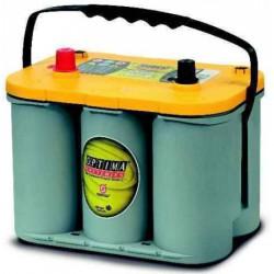 Batterie AGM spirale 55 A pour camping car et caravane