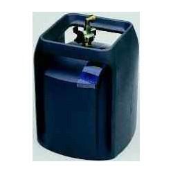 Détendeur butane pour bouteille 28 MB diamètre 27 pour caravane et camping-car